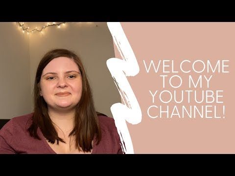WELCOME TO MY CHANNEL | Colleen M. Werner