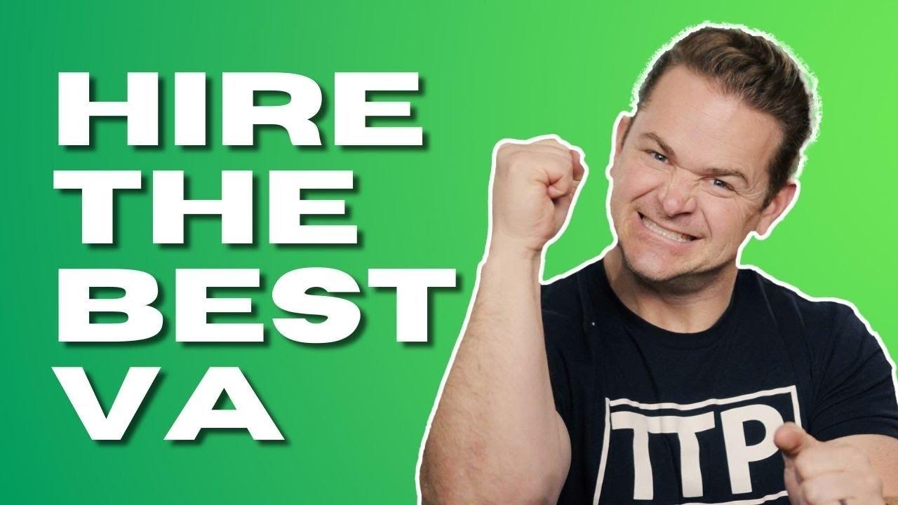How to Hire the Best Virtual Assistant (VA) | Brent Daniels LIVE