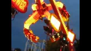 Xtreme Spinner- October 27, 2012