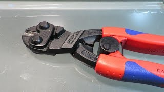 KNIPEX CoBolt : Best Cutting Pliers/ Bolt Cutter : The MEGALODON of the cutting pliers !
