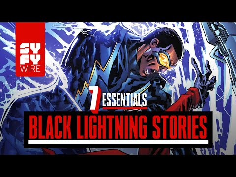 7 Essential Black Lightning Stories | SYFY WIRE