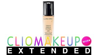 REVIEW RECENSIONE Fondotinta Lancome Teint Idole Ultra 24h EXTENDED