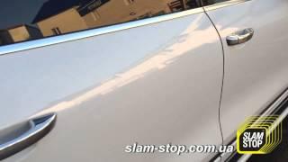 Доводчик двери на Volkswagen Touareg ІІ – Дотяжка автомобильных дверей SlamStop(Доводчик автомобильных дверей SlamStop: http://slam-stop.com.ua/about Обеспечивает автоматическое, плавное закрытие двери..., 2015-04-16T14:18:12.000Z)