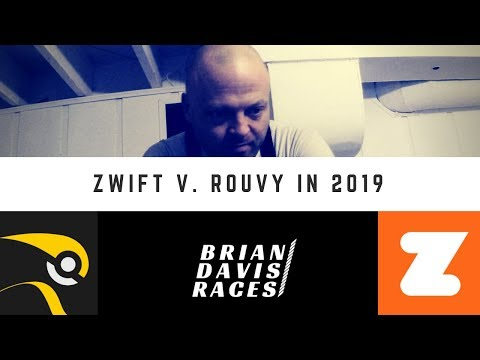 Zwift v  Rouvy (Augmented Reality in 2019)