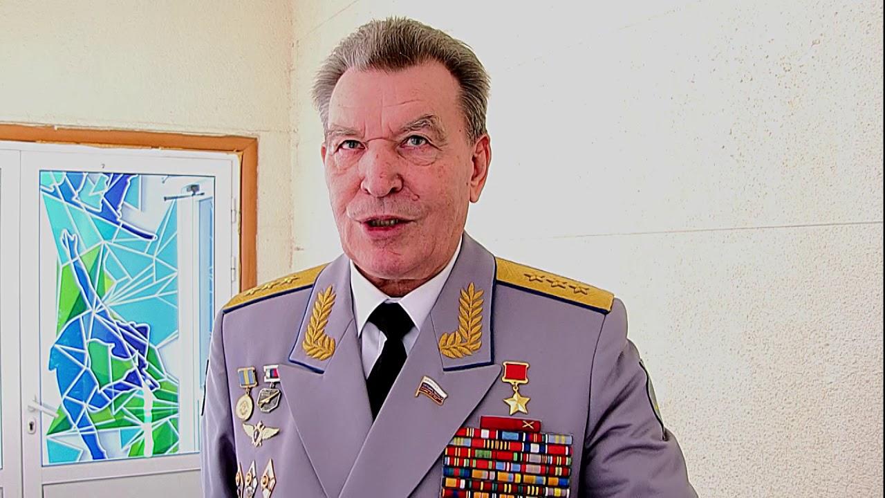 Интервью с Героем Н.Т. Антошкиным