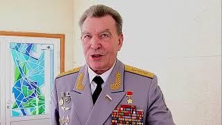 Эксклюзивное интервью с Героем Советского Союза Н.Т. Антошкиным