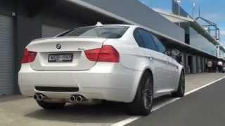 BMW M-Series M3 2007 | Racetrack Test | Performance | Drive.com.au