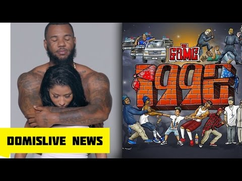 The Game - 92 Bars | Meek Mill & Nicki Minaj Diss