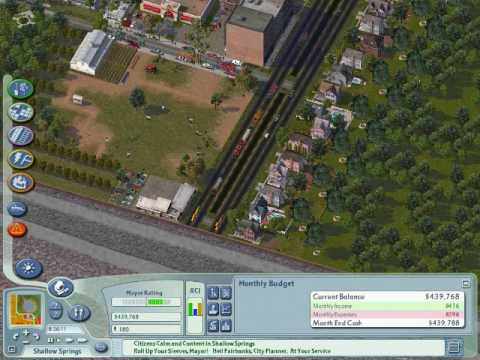Sim City 4: Building A Region From The Ground Up Part 7