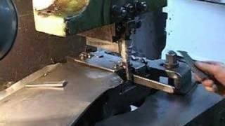 making of the mercator k55k german knife solingen germany