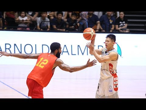 Game Highlights: Stapac Jakarta vs Singapore Slingers (Scrimmage Day 1) Mp3