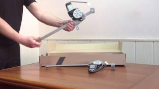 Электростеклоподъемники Гранат для ВАЗ-2107, задние(Купить электрические стеклоподъемники