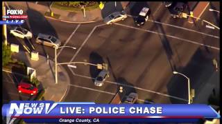 FNN: The Longest Police Chase You Will Ever See
