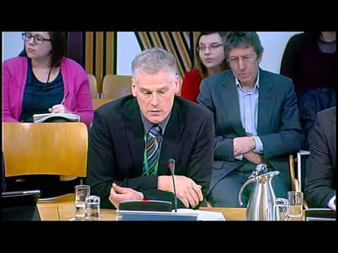 Education and Culture Committee - Scottish Parliament: 3rd December 2013
