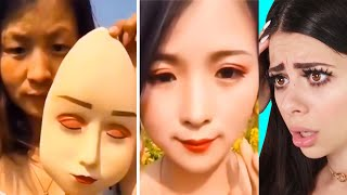Viral MAKEUP TRANSFORMATION Tutorials !