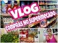 Vlog Compras No Supermercado, Levando o Lixo, Coxinha, Maria e Mãe