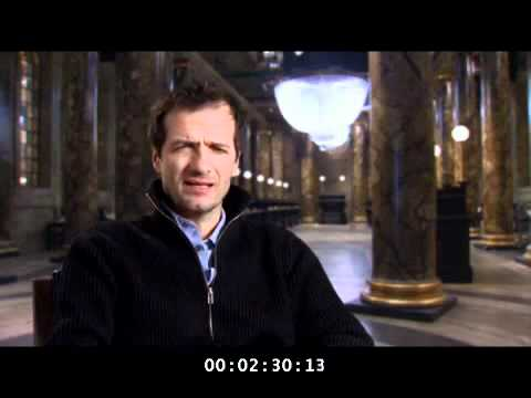 Harry Potter and the Deathly Hallows Part 2 - Interview David Heyman HD