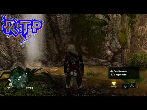 Assassin's Creed 4 Black Flag - All Mayan Stelae Locations (Vault Raider Trophy/Achievement Guide)