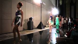 THE BALI FASHION FESTIVAL - Gnossem opening show