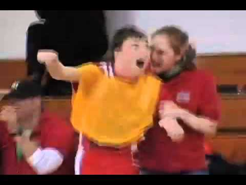 Special Olympics Moment in History