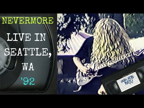 Nevermore Live in Seattle WA August 1992