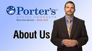 About Porter's Office Products