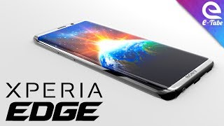 Sony Xperia EDGE with Infinity Display - 2019 [Concept Design]