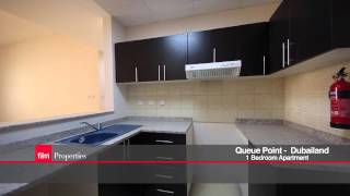 Queue Point Apt For Rent, Dubailand