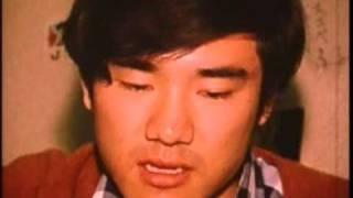 村下孝蔵さん(1972年)高校を卒業して間もない頃の8ミリビデオです。 ...