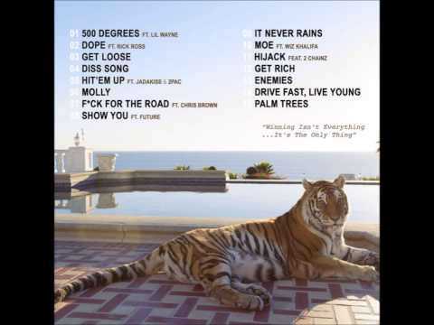 Tyga ( Hotel California ) Album