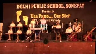 Delhi Public School Sonepat, Annual Function, Una Passo, International School, Hostel