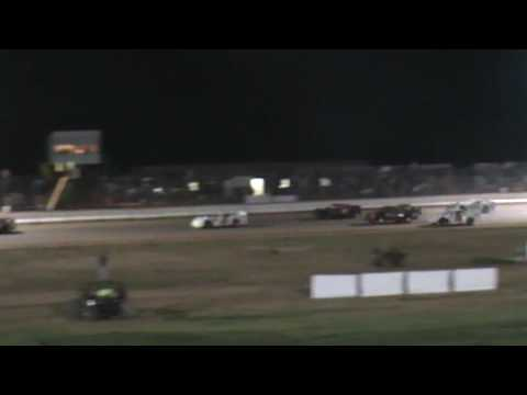 302 83 Wall Crash Drew County Speedway