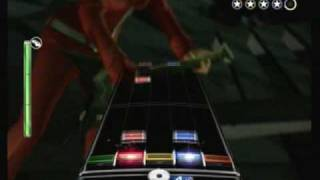 Rock Band 2 Bon Jovi - Wanted Dead Or Alive Expert Guitar FC