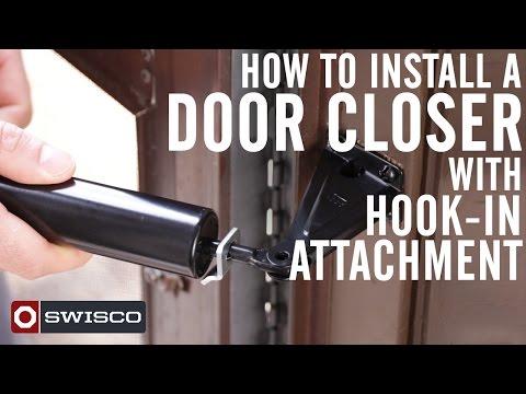 dorma 669g door closer installation instructions