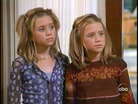mary-kate et ashley olsen poster