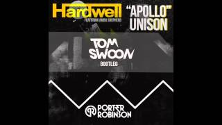 Download Hardwell & Amba Shepherd vs. Porter Robinson & Mikkas - Apollo Unison (Tom Swoon Bootleg) MP3 song and Music Video