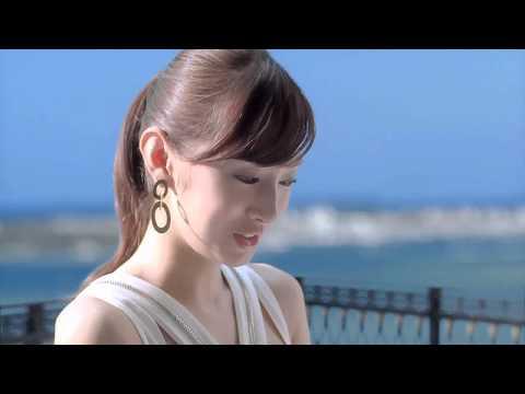 Keiko Kitagawa ☆ Kanebo ALLIE CM - April 2012
