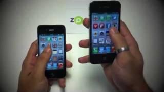 Diferenças entre o iPhone 4 e o 4S