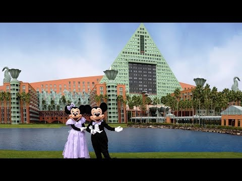 Top10 Recommended Hotels In Walt Disney World, Orlando, Florida, USA