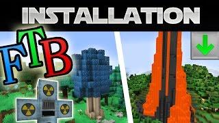 Feed The Beast INSTALLIEREN (Deutsch) - Minecraft FTB Modpack Tutorial