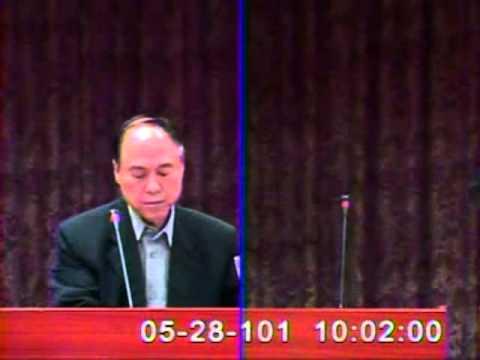 2012-05-28 蔣乃辛 發言片段, 第8屆第1會期教育及文化委員會第23次全體委