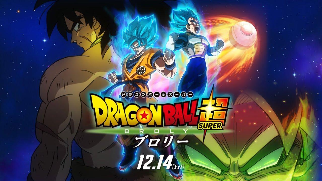Dragon Ball Super: Broly | Magyar nyelvű előzetesek (1,2,3) NEM HIVATALOS