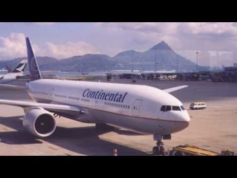 Continental Airlines Memories
