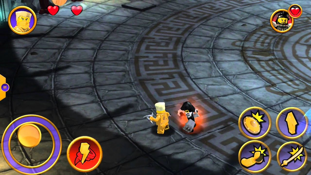 ninjago tournament pc
