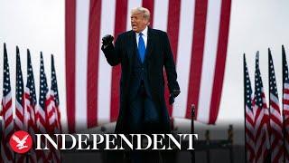 Live: Trump campaign rally in Bullhead City, Arizona