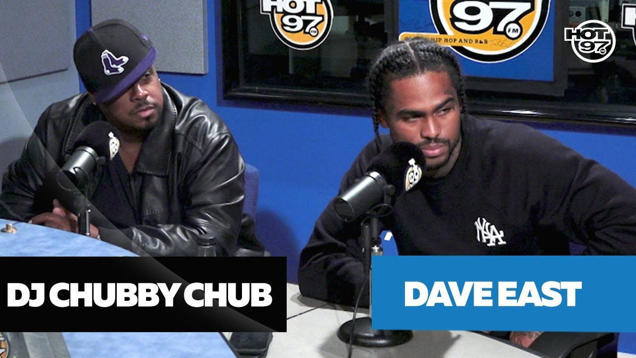 6e351424 #DaveEast Visits #FunkFlex To Share His Thoughts About #NipseyHussle (R.I.P)