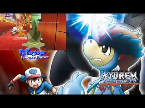 Trailer do filme Pokémon: Kyurem Contra a Espada da Justiça