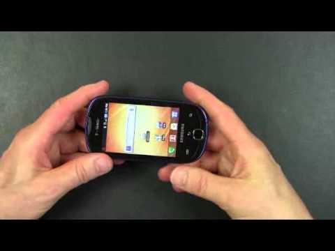 Samsung Gravity SMART Review - Quick Look - EzzDrop.com