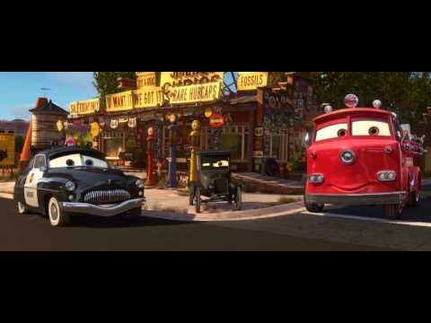 Cars 2 - McQueen Is Back