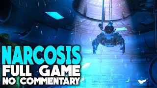 NARCOSIS No Commentary Gameplay - FULL GAME Walkthrough [1080P PC Ultra Settings]